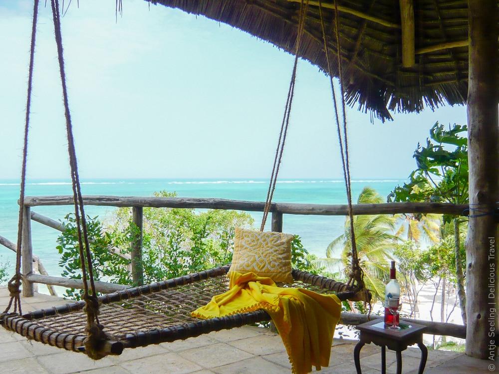 Entspannen auf Sansibar