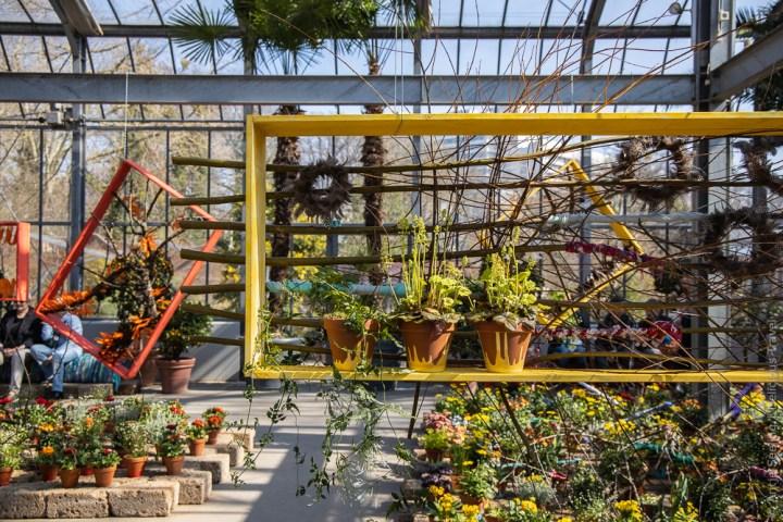 Orangerie Blühendes Barock
