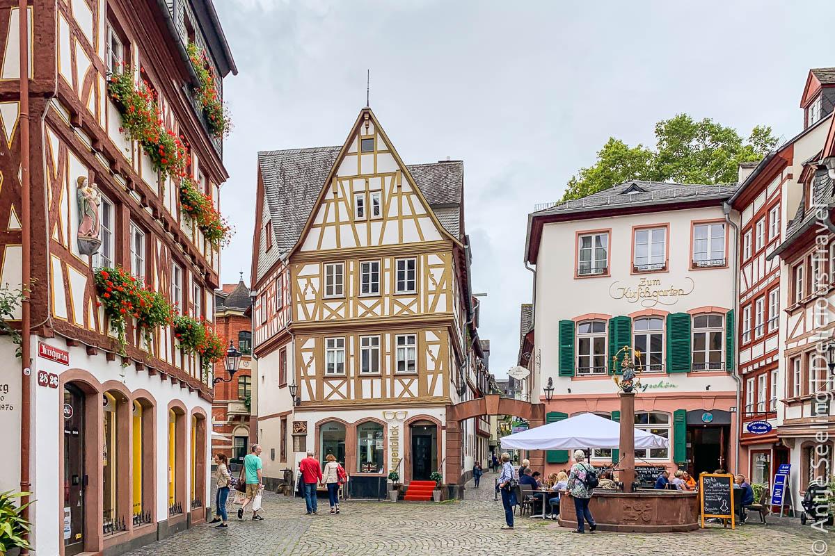 Mainz Kirschgarten