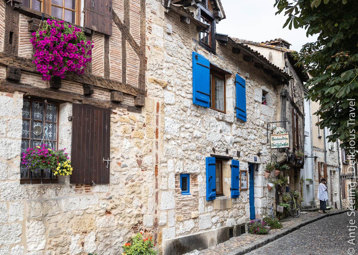 Bergerac Altstadt