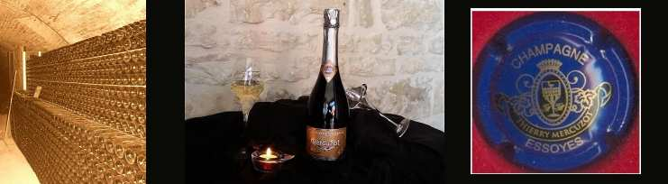 Le Champagne Thierry MERCUZOT, une merveille