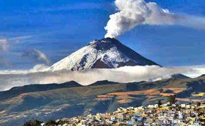 Equateur-cotopaxi