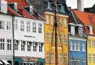 Copenague-dannemark