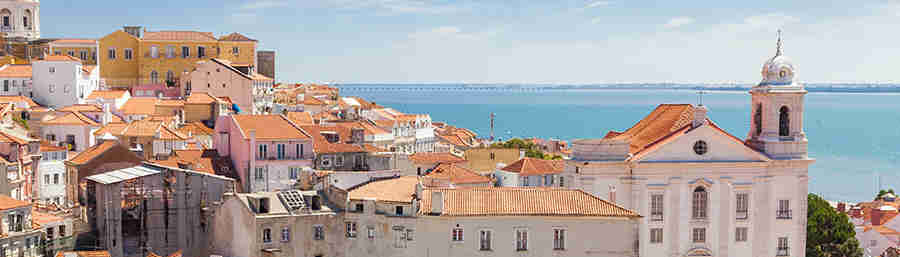 Lisbonne, 6 j/ 5 nuits 392 euros TTC
