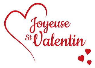 Saint valentin chocolat