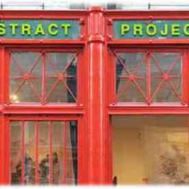 exposition Galerie abstract project Paris