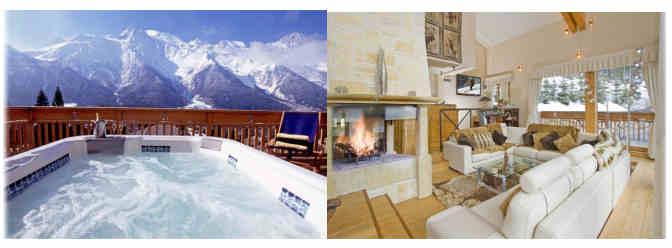 Un châlet pour  skier durant les vacances d'hiver ? avec Abritel !
