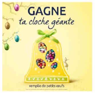 La chasse aux bonheurs est ouverte ! Du 11 au 17 mars 2019, Leonidas offre, pour 500 grammes de petits œufs de Pâques achetés (saveur au choix), un sachet de 250 grammes de petits œufs, dans la limite des stocks disponibles.