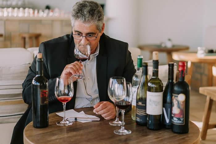 Les vins chypriotes, une référence ! Giorgios Kassianos sait de quoi il parle