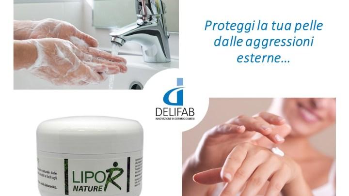 Proteggi la tua pelle dalle aggressioni esterne!