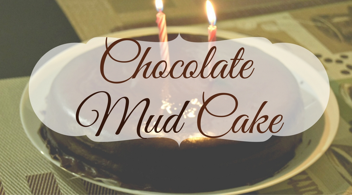 Chocolate Mud Cake (1)