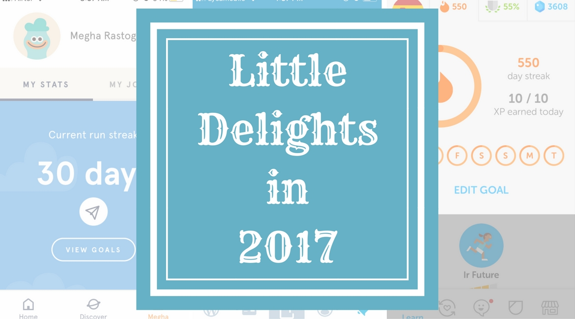Little Delights In 2017