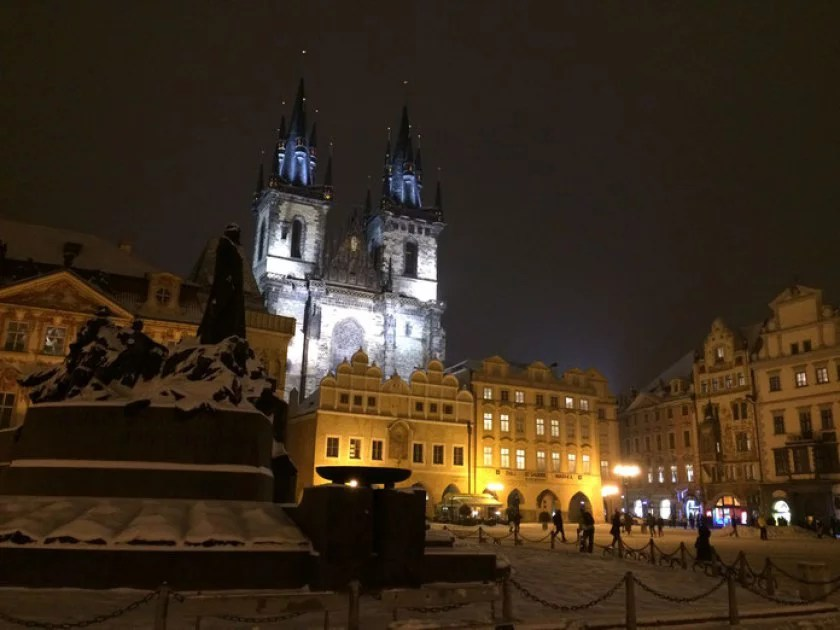 Jan Hus Denkmal Prag