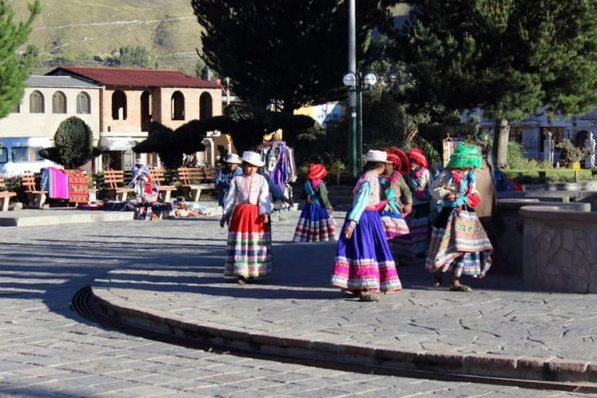 Yanque Peru
