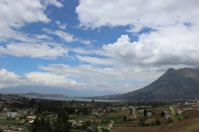 Vulkan Imbabura Ecuador
