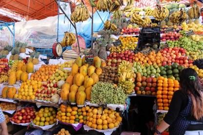 San Camilo Markt Arequipa