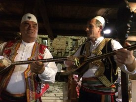 folklore albanien