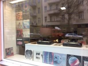Plattenladen in Berlin