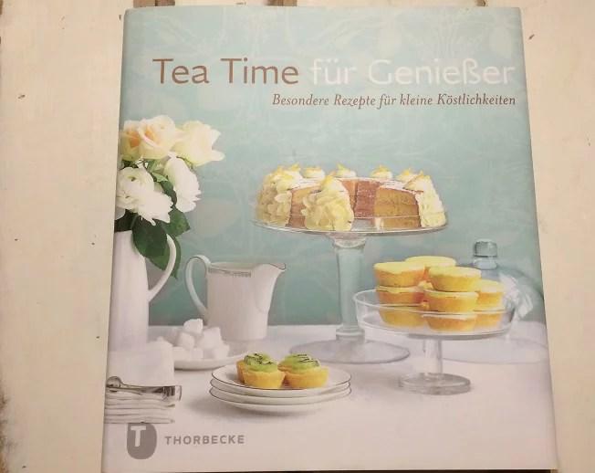 buchempfehlung tea time für genießer