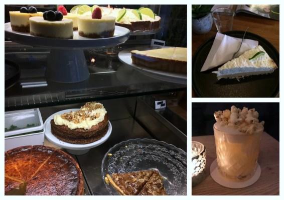 Kaffee- und Kuchenzeit im Café Kropka