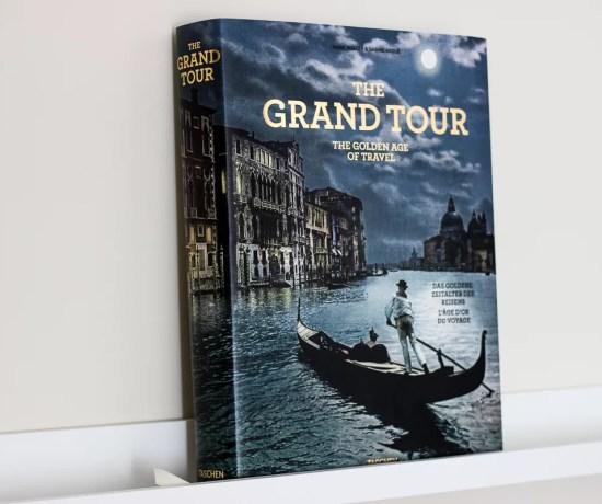 Rezension zum Reise-Bildband The Grand Tour. Das Goldene Zeitalter des Reisens