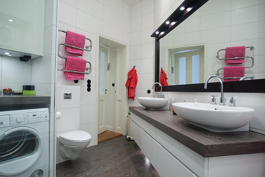 Cuartos de baño con lavadora   blog decoración estilo nórdico ...