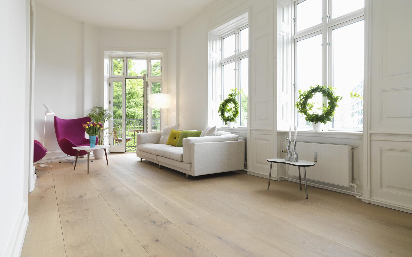 Decoraci n n rdica suelos de madera blog tienda - Decoracion de suelos interiores ...