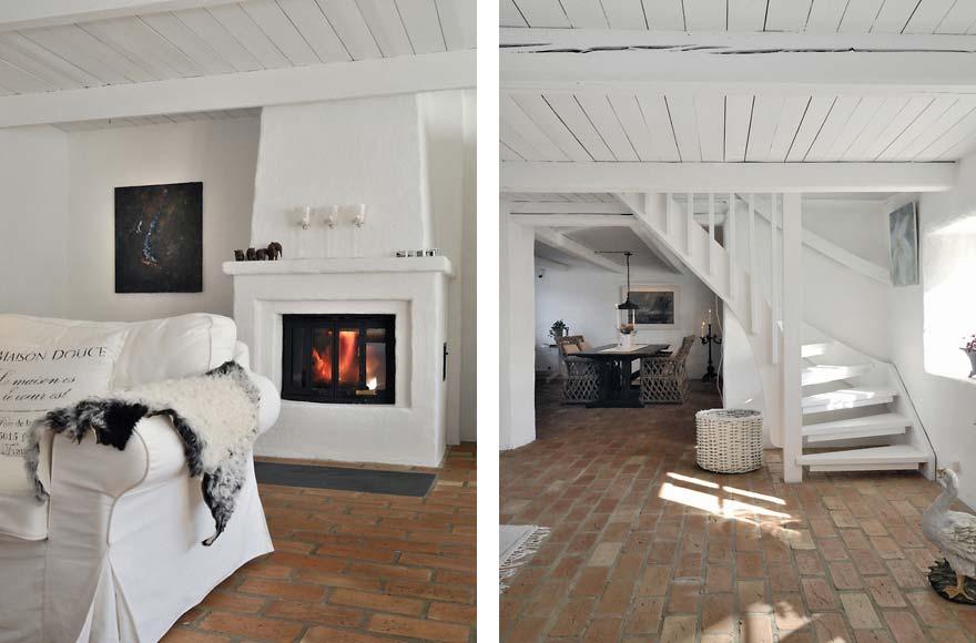 techos panelados de madera blanca sofas en blanco sala de billar casa decoracin relojes vintage decoracin