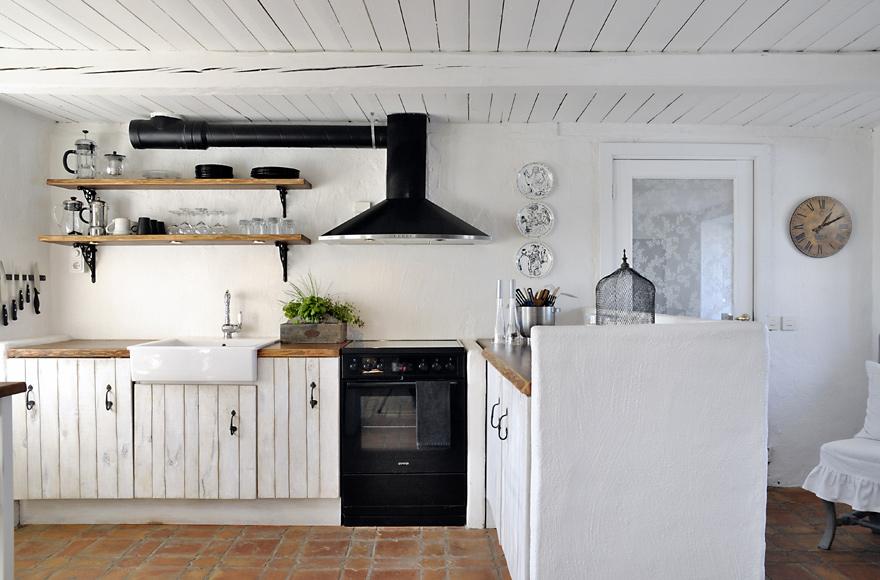 Rústico moderno en blanco   blog decoración estilo nórdico ...