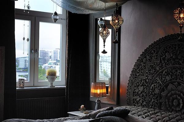 Un piso con decoraci n g tica halloween todo el a o for Decoracion hogar gotica