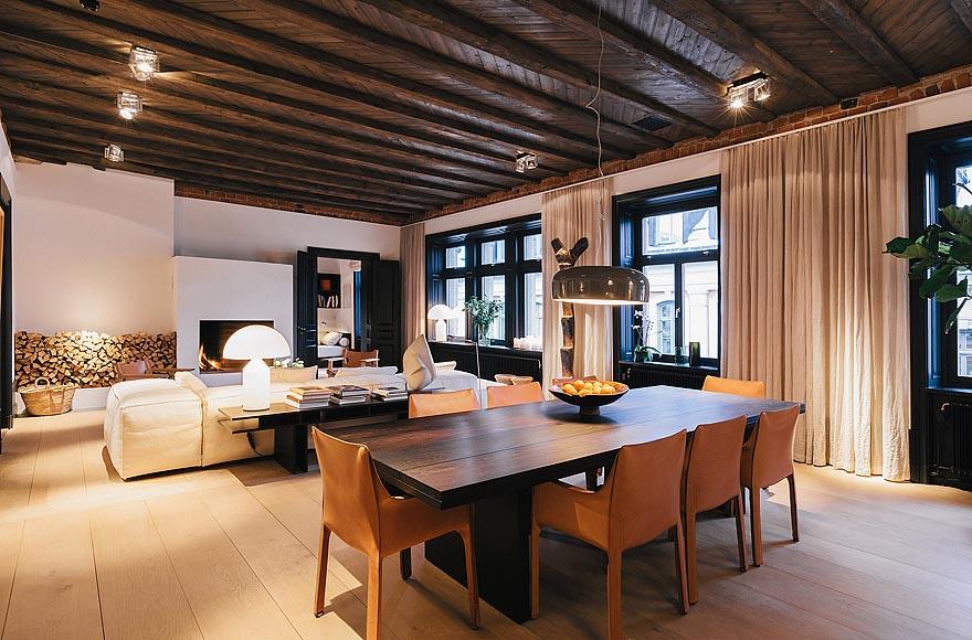 awesome ventas madera negra suelos de madera de lujo suelo de baldosas damero estilo nrdico estilo escandinavo with decoracion de interiores de casas de