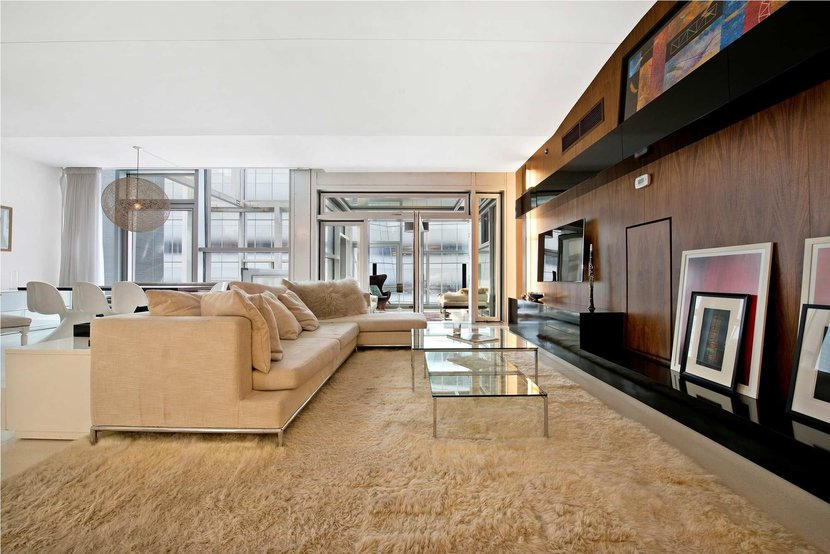 Apartamento de lujo y dise o en chelsea new york blog tienda decoraci n estilo n rdico - Casas de lujo en nueva york ...