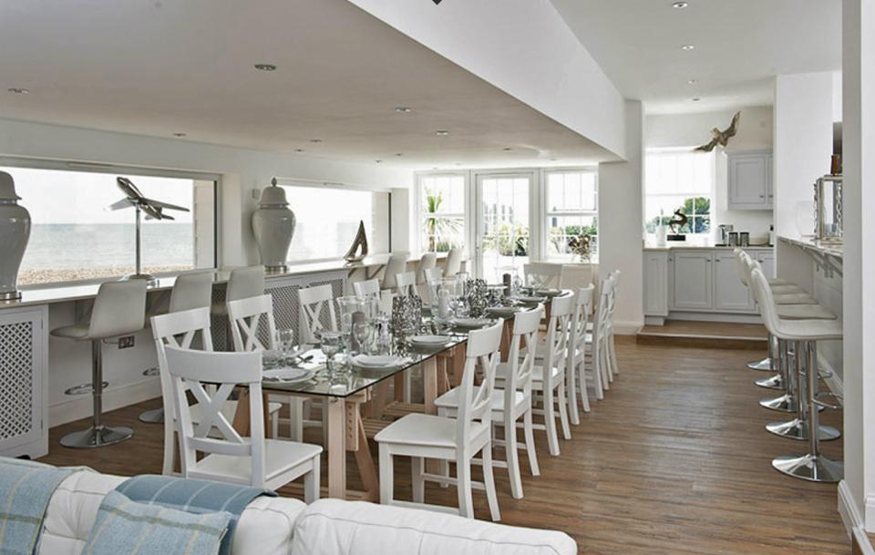 Decoraci n estilo hamptons en la costa brit nica blog - Blog decoracion de interiores ...