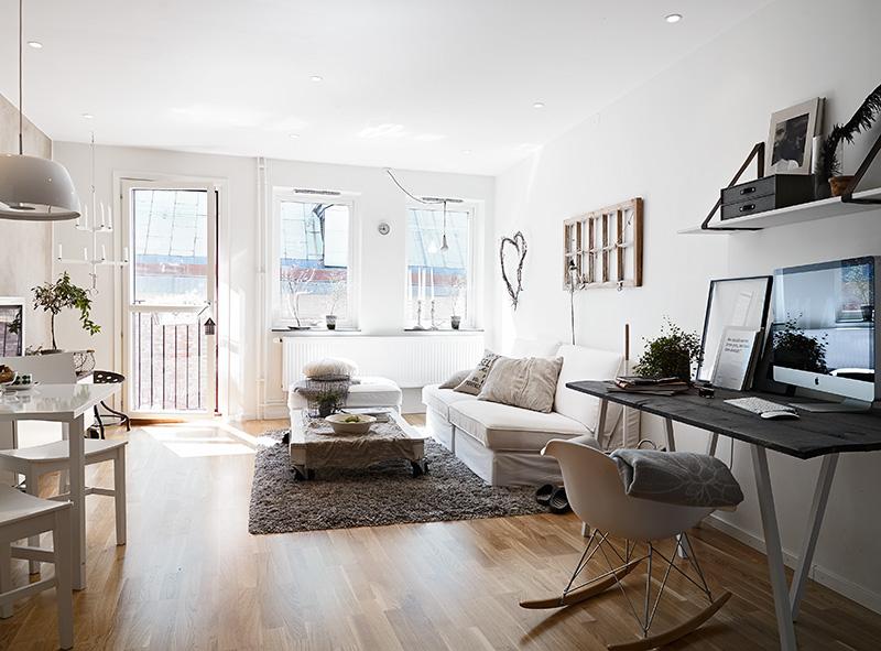 49 m² de estilo nórdico   wabi sabi   blog decoración estilo ...