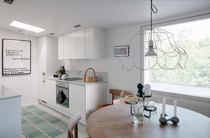 mrmol de carrara decoracin inspiracin muebles de ikea estilo nrdico escandinavo decoracin decoracin exterior nrdica