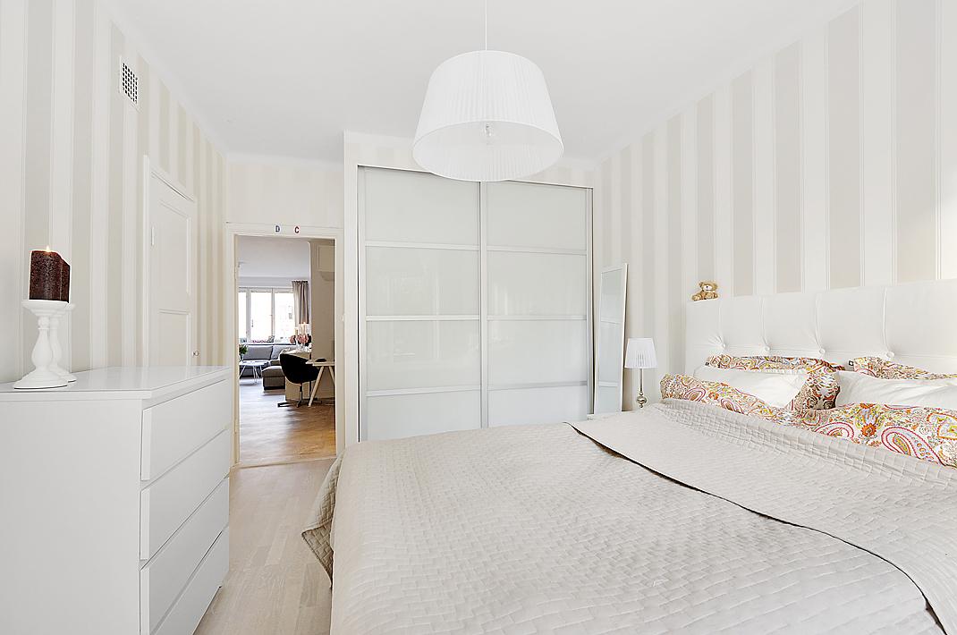 Un salón de forma triangular bien solucionado - Blog decoración estilo nórdic...