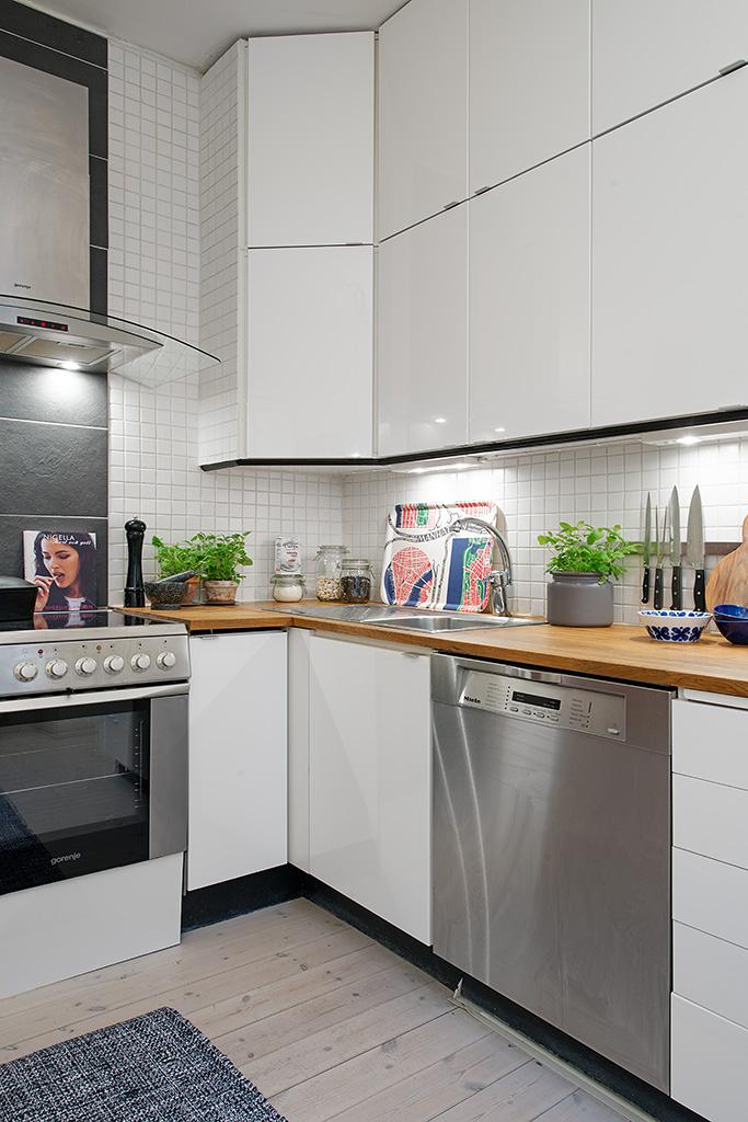 Paredes y suelo de madera blanco blog tienda decoraci n estilo n rdico delikatissen - Decoracion de suelos interiores ...