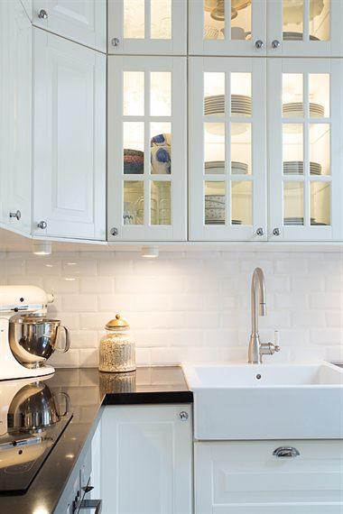 Una gran cocina en un piso de 43 m²   blog decoración estilo ...