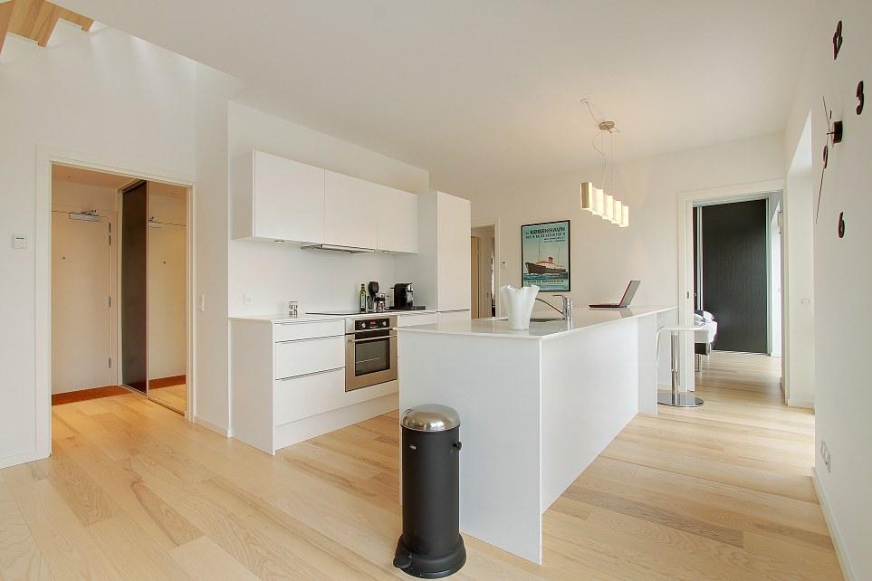 Me pido este d plex dan s blog tienda decoraci n estilo - Cocinas con parquet ...