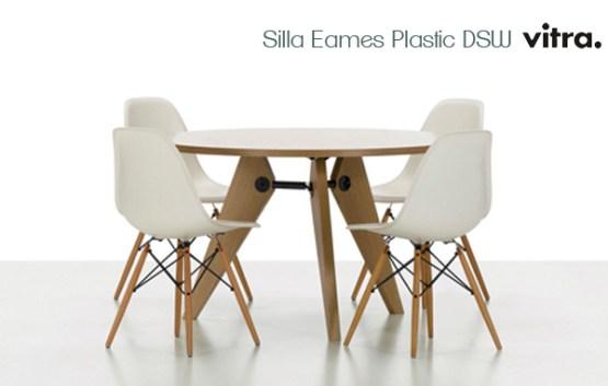 Moises showroom sillas de dise o original promociones for Silla eames original