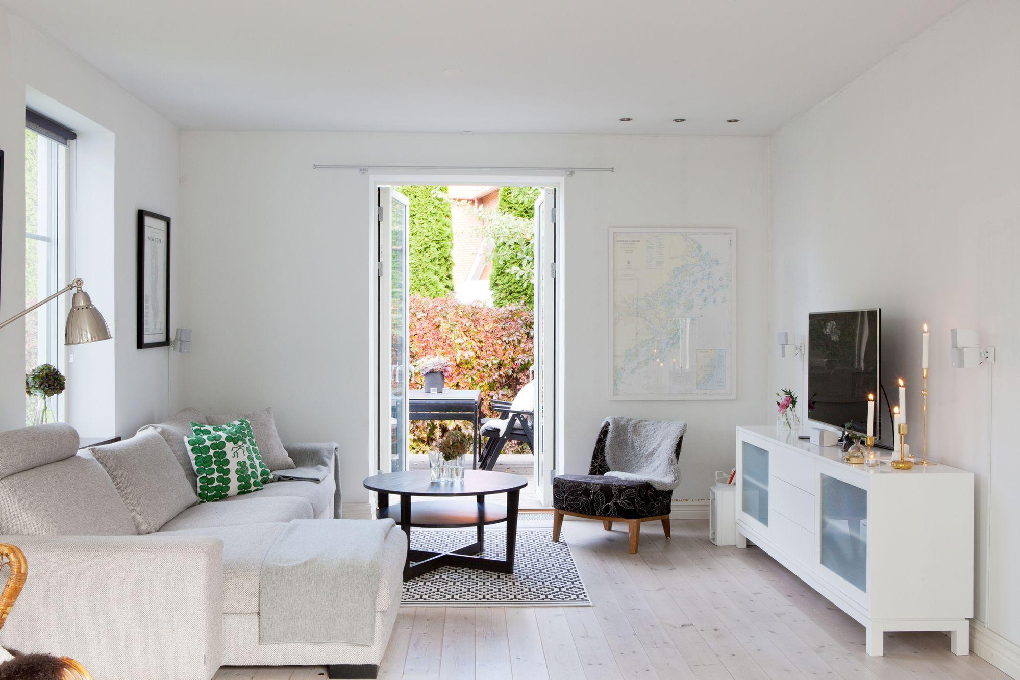 Las casas n rdicas modernas y el espacio blog tienda for Muebles practicos para casas pequenas