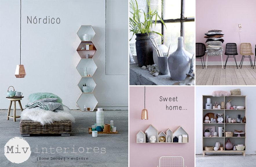 Miv interiores muebles y accesorios de estilo vintage for Diseno de interiores vintage