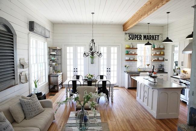 Aires de estilo nórdico en Texas - Blog tienda decoración ...