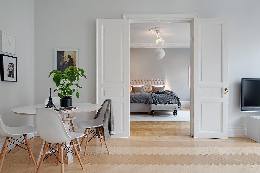Gris y blanco siempre un acierto blog tienda decoraci n for Plato de decoracion marroqui salon 2014