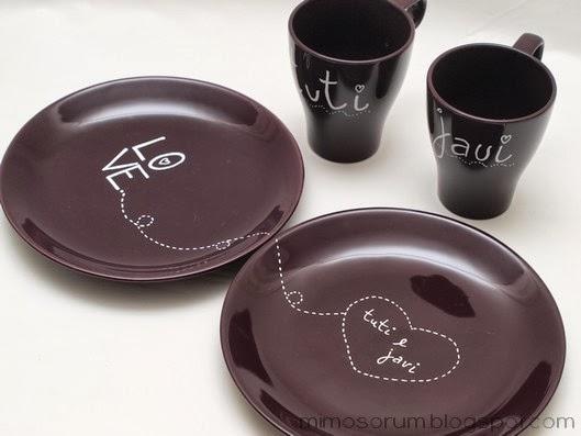 rotulador porcelana estilismo diy estilismo de interiores diy porcelan pintura diy deco DIY - Pintar platos y tazas de porcelana diy decoración de interiores blog decoracion interiores