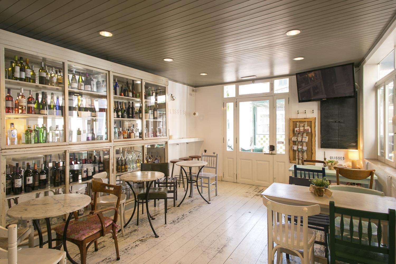 Cocteler a ulisses en ciutadella menorca blog tienda - Decoracion de cafeterias pequenas ...