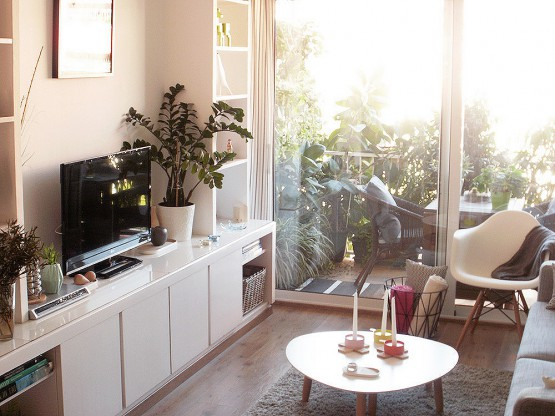 soluciones de almacenaje pisos nórdicos barcelona muebles de diseño inspiración muebles de ikea hogares nórdicos españoles estilo y diseño nórdico casas reales inspiración blog decoración nórdica