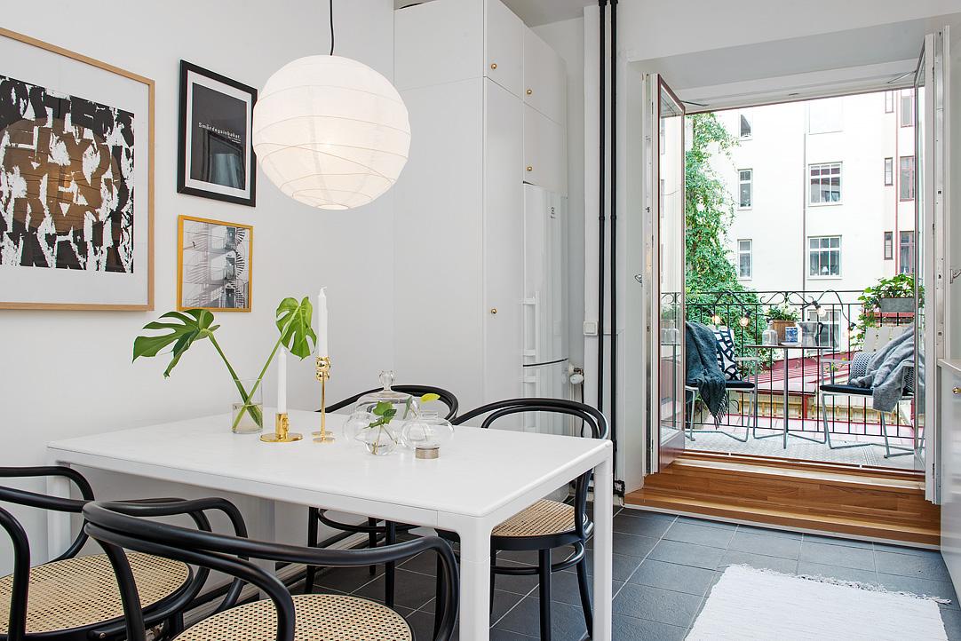 suelo de madera blanca puro nrdico en blanco gris y negro piso pequeo estilo nrdico muebles with estanterias nordicas