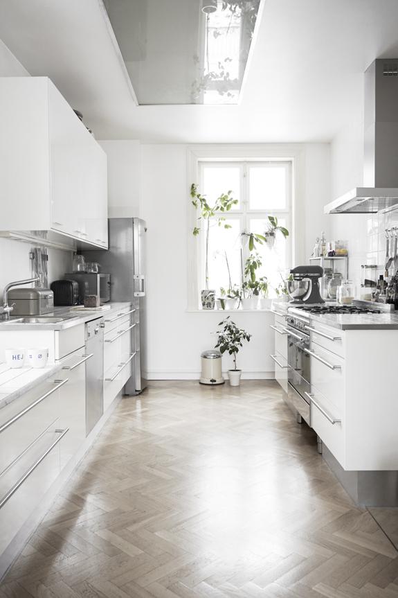 Elegante estilo escandinavo   blog decoración estilo nórdico ...