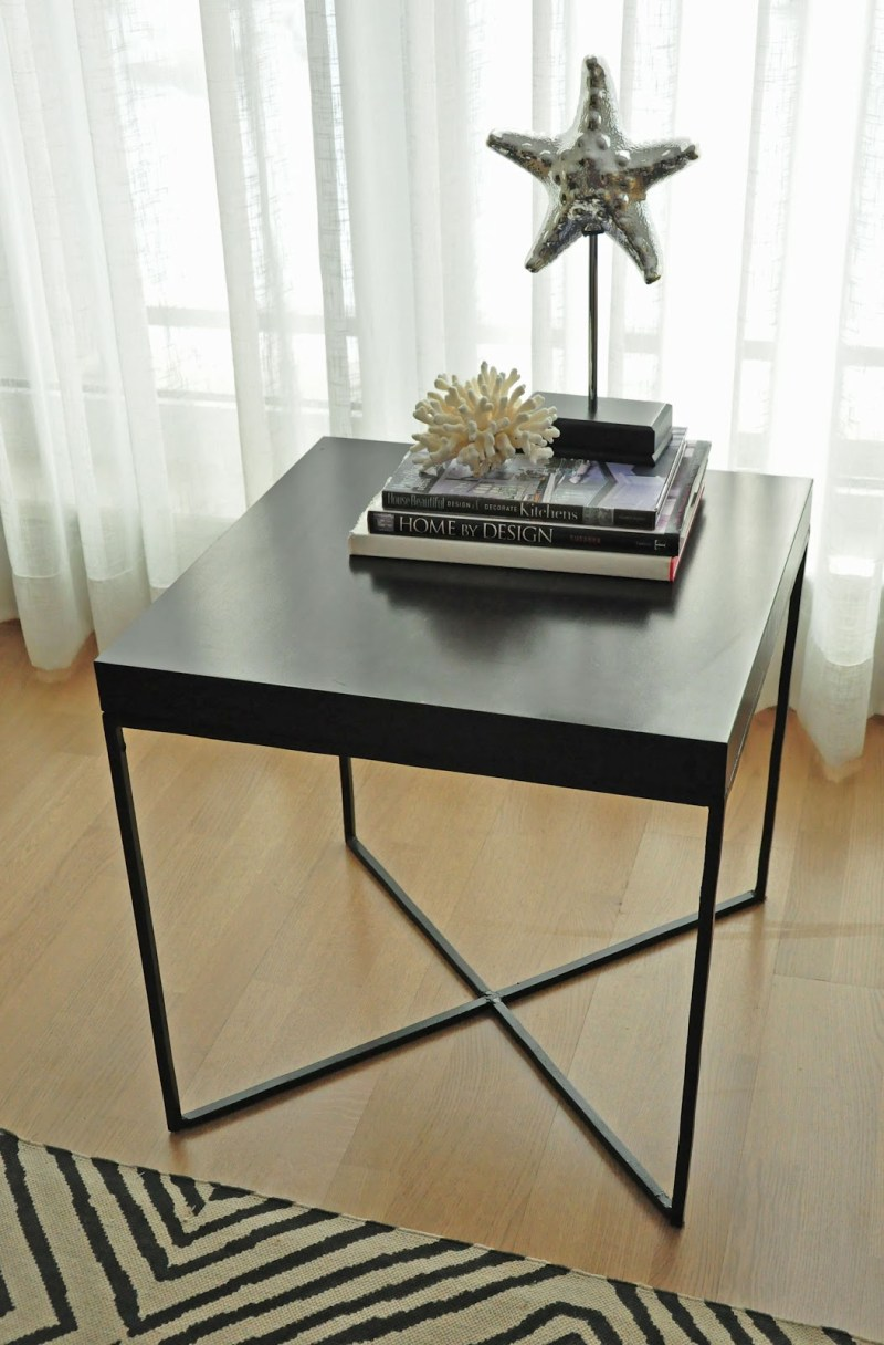 DIY – Ikea hack, mesa auxiliar Lack - Blog tienda decoración estilo ...
